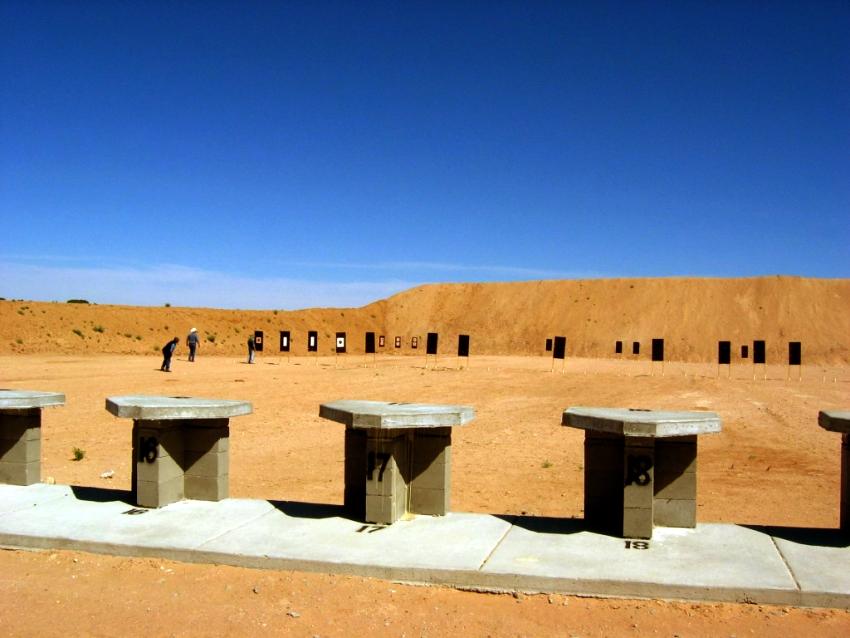 Del Norte Gun Club Range